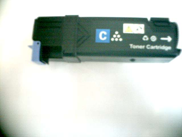 XEROX Phaser 6125 Toner Cartridge Cyan 100%new