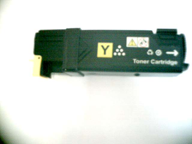XEROX Phaser 6125 Toner Cartridge Yellow 100%new