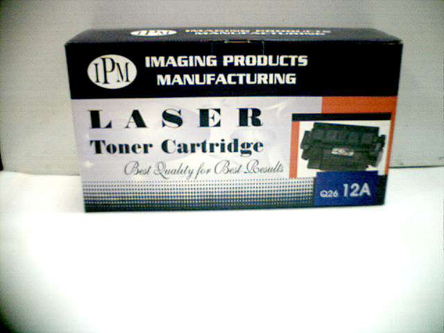 HP LaserJet 1160 / 1320 / 1320n / 1320tn / 3390 NEW Cartridge