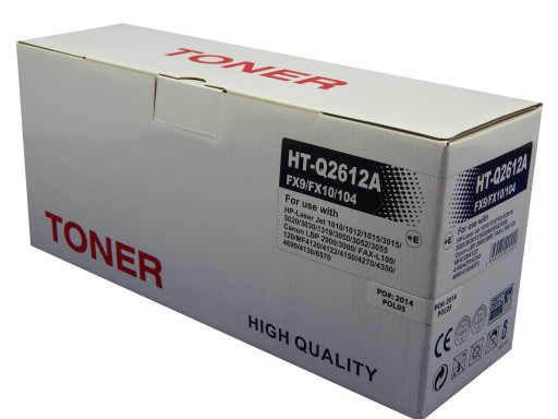 HP Q 2612 A Toner Cartridge 100% new