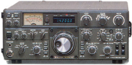 Transeiver KENWOOD TS830 S